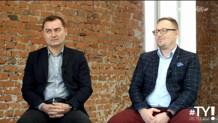 #TyDecydujesz!: Jacek Rak i Kamil Bugdal