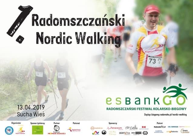 1. Radomszczański Nordic Walking