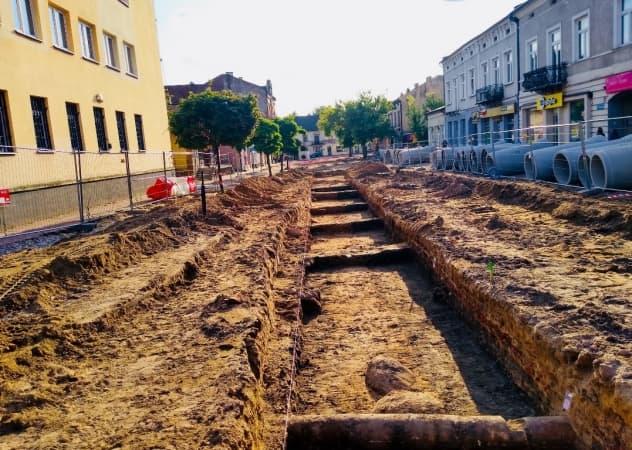 120 tys. na prace archeologiczne na ulicy Reymonta