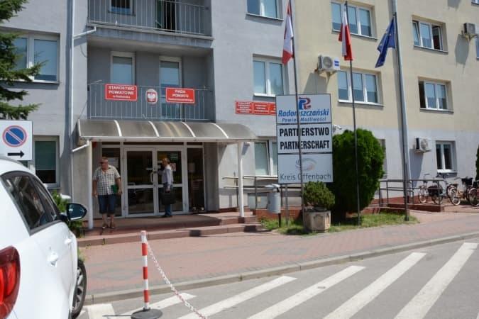 16 sierpnia Starostwo Powiatowe w Radomsku będzie nieczynne