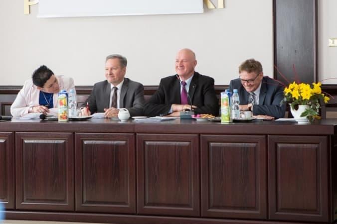 Andrzej Plutecki w zarządzie Związku Powiatów Województwa Łódzkiego