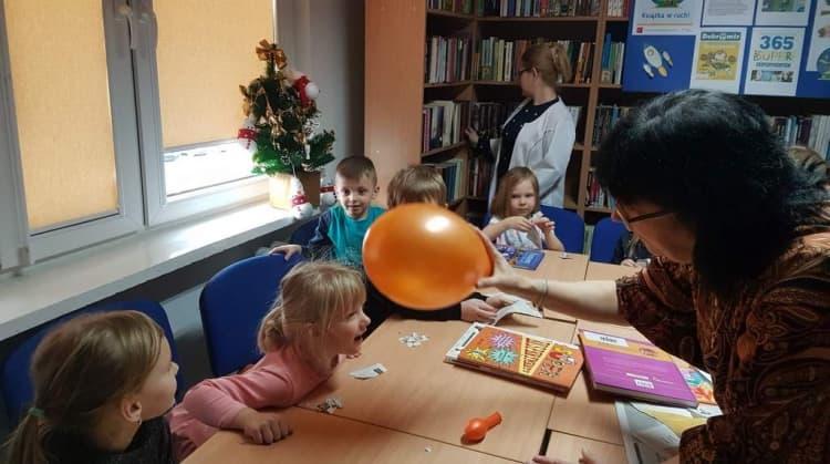 """Biblioteka realizuje projekt """"Para Buch! Książka w Ruch!"""""""
