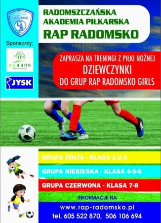 Czas na RAP Girls Radomsko