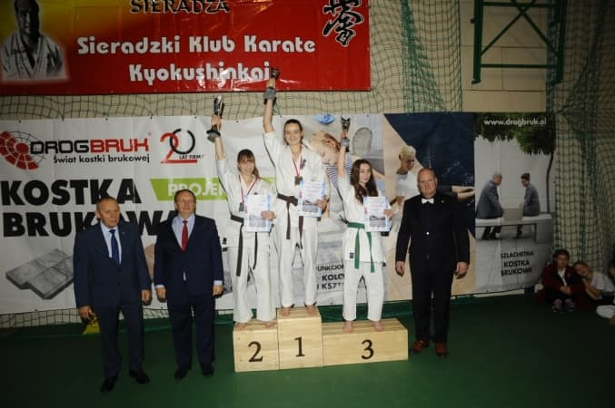 Dwa medale dla Akademii Karate Kyokushin Radomsko