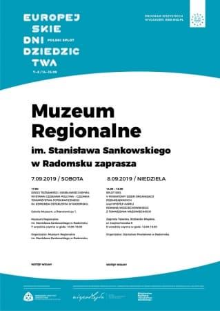 Europejskie Dni Dziedzictwa w Radomsku