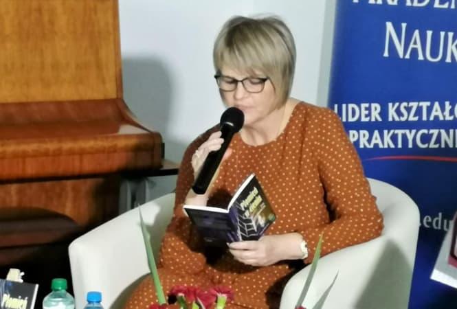 Ewa Kaczmarczyk promowała swoją najnowszą książkę
