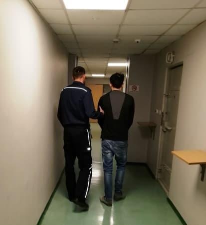 Fałszywy policjant w rękach funkcjonariuszy z Radomska