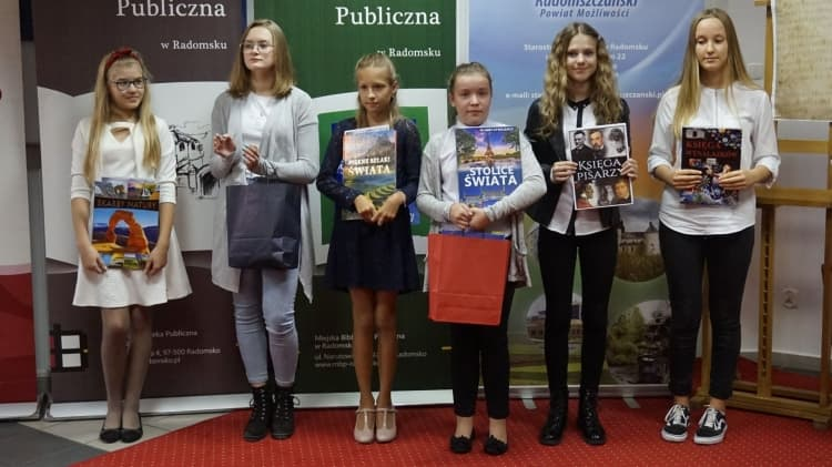 Festiwal Pięknego Czytania w MBP w Radomsku