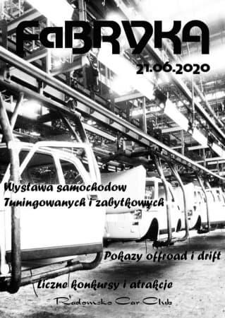 Impreza motoryzacyjna w Radomsku: faBRYKA
