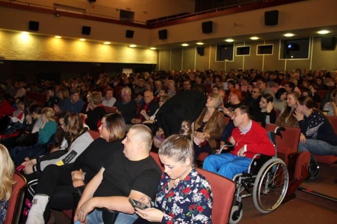 Gala IV Radomszczańskich Dni Wolontariatu MOPS
