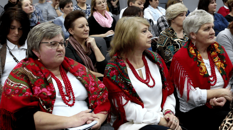 Koła Gospodyń Wiejskich szkoliły się w Wielgomłynach
