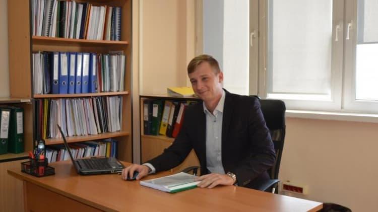 Konrad Wojtania nowym Powiatowym Inspektorem Nadzoru Budowlanego