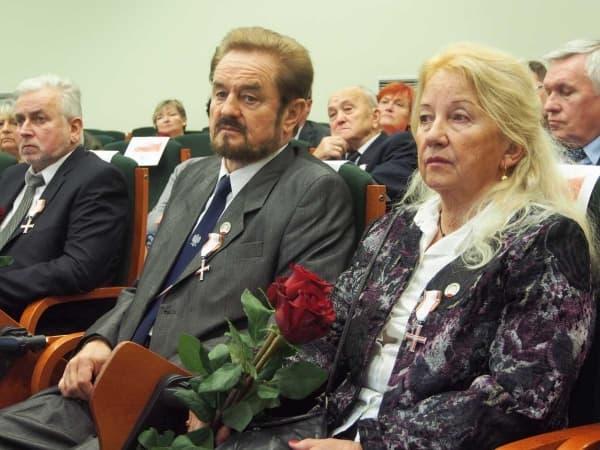 Krzyże Wolności i Solidarności dla opozycjonistów z Radomska