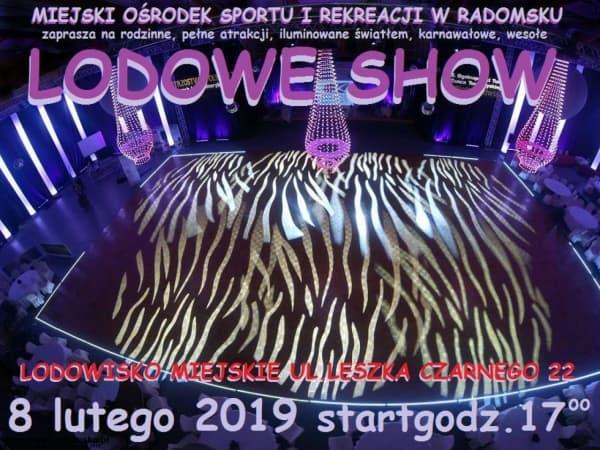 Lodowe show
