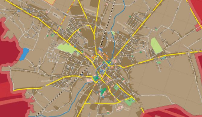 Miejscowy plany zagospodarowania fragmentu Radomska uchwalony