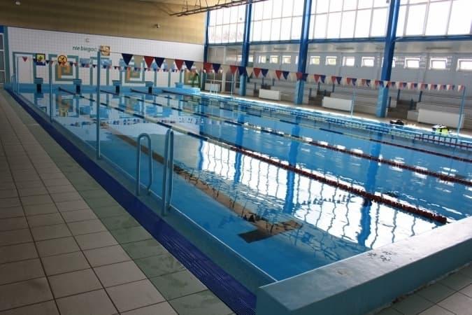 Miejski basen nieczynny do 2 lutego