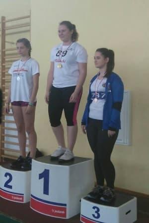 Mieszkanka gminy Radomsko Mistrzynią Polski w taekwondo