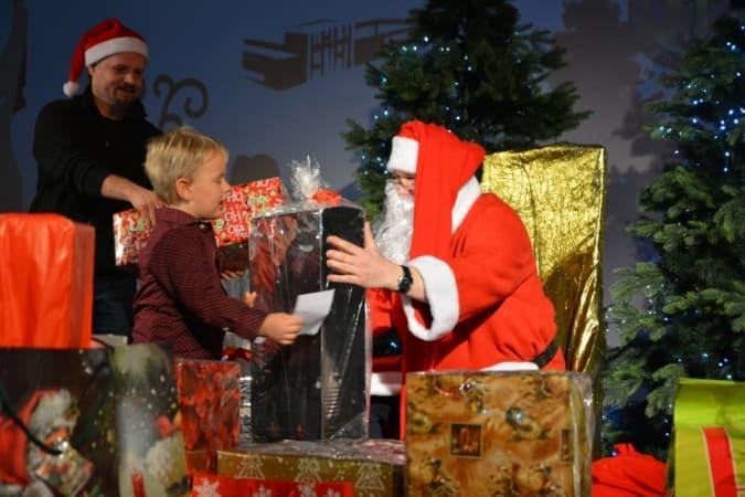 Mikołaj spełnił marzenia dzieci