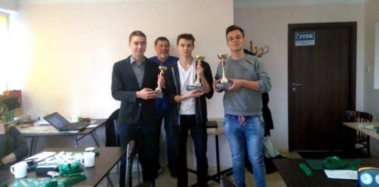 Mistrzostwa Radomska w Scrabble zakończone
