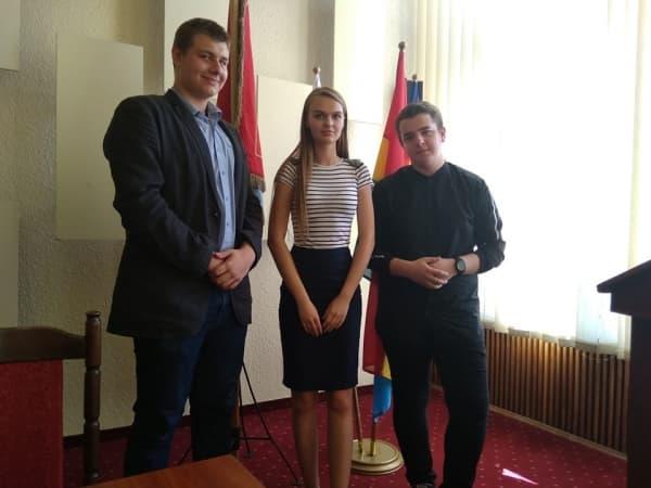 Nowi wiceprzewodniczący w Młodzieżowej Radzie Miasta