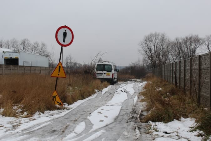 Możliwe opóźnienia przy budowie ścieżki rowerowej na Bartodziejach
