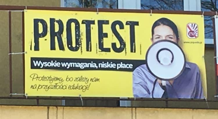 Nauczyciele z Radomska przystąpią do strajku?