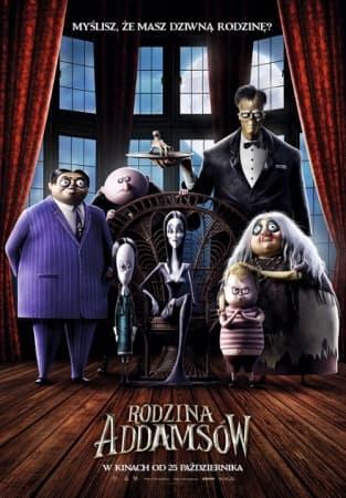 Niedzielny poranek filmowy z Rodziną Addamsów