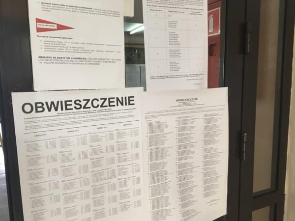 [AKTUALIZACJA] Nieoficjalne wyniki wyborów prezydenckich w Radomsku
