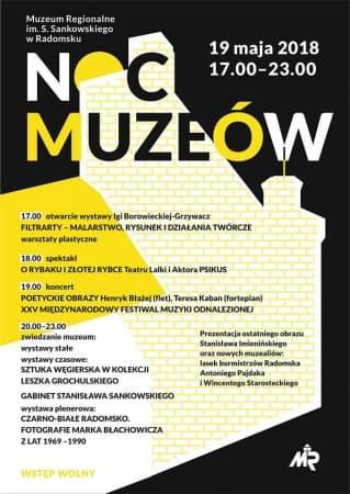 Noc Muzeów w Radomsku