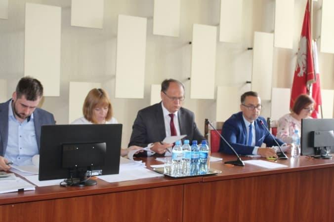 Ostatnia sesja Rady Miejskiej przed wakacjami