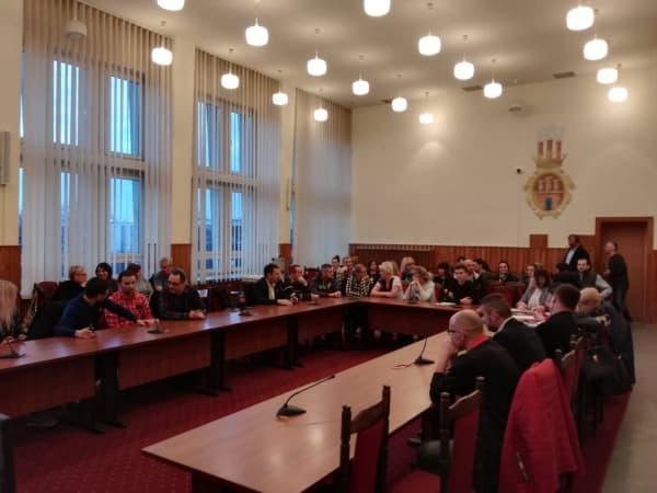 Pierwsze spotkanie w sprawie 5 edycji Budżetu Obywatelskiego