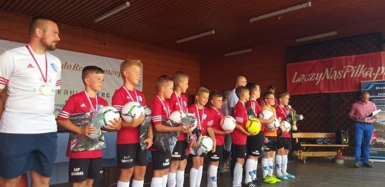 Piłkarze RAP Radomsko rywalizowali w Istebnej