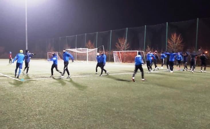 Piłkarze RKS Radomsko wznowili treningi