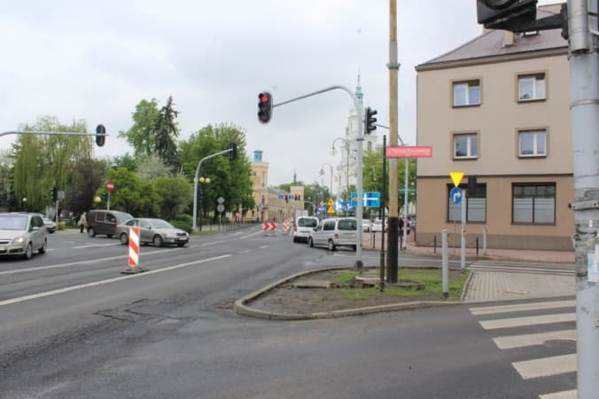 Płatne parkingi w centrum Radomska?