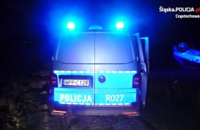Policyjny pościg za mieszkańcem powiatu radomszczańskiego