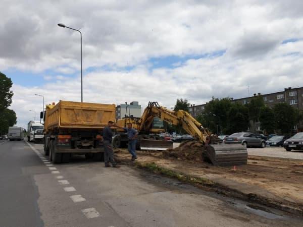 Budowa ronda przy Jagiellońskiej droższa niż planowano