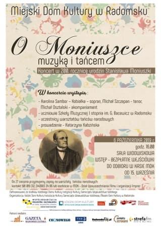 "Projekt ""O Moniuszce muzyką i tańcem\"
