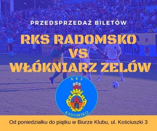 Przedsprzedaż biletów na mecze RKS