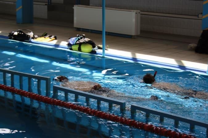 Przerwa techniczna na basenie i siłowni MOSiR