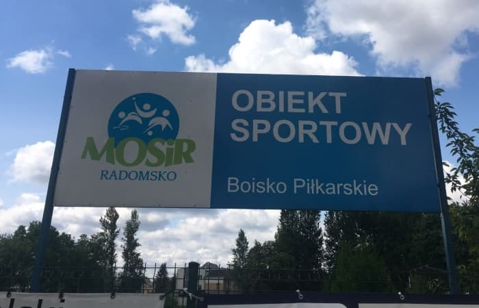 Pracowite lato MOSiR w Radomsku