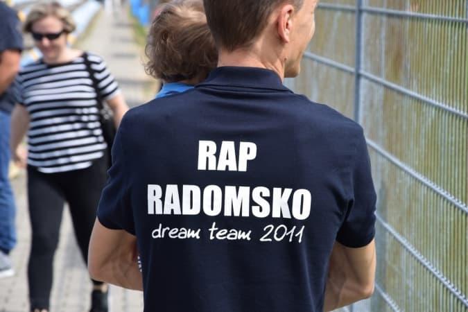RAP Radomsko z Brązową Gwiazdką od PZPN