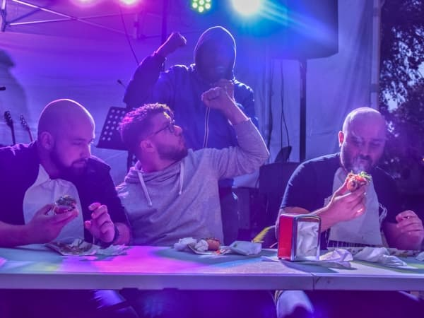 Rekord Radomska w jedzeniu zapiekanki na czas