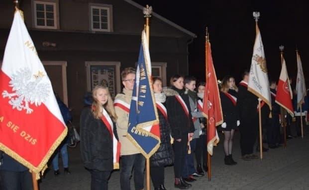 Wydarzenia upamiętniające 38. rocznicę wprowadzenia stanu wojennego w Radomsku