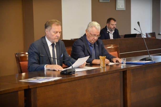 Starosta Andrzej Plutecki nie jest już członkiem Wspólnego Samorządu