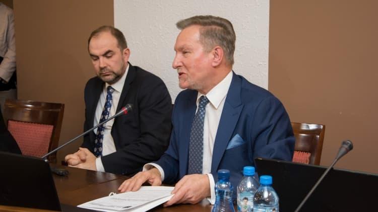 Starosta Andrzej Plutecki odwołany