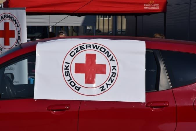 Światowy Dzień Czerwonego Krzyża i Czerwonego Półksiężyca w powiatowej hali
