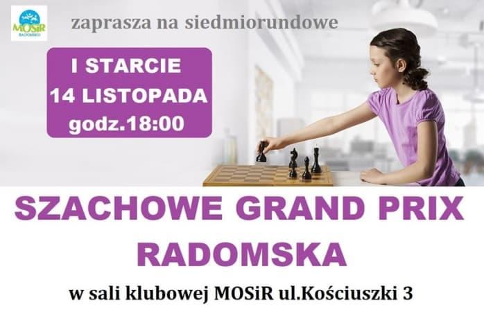 Szachowe Grand Prix Radomska
