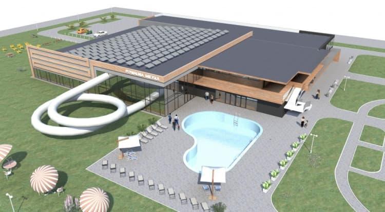 Tak będzie wyglądał nowy basen w Radomsku