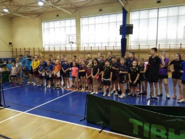 Tenisiści UMLKS Radomsko startowali w Kleszczowie