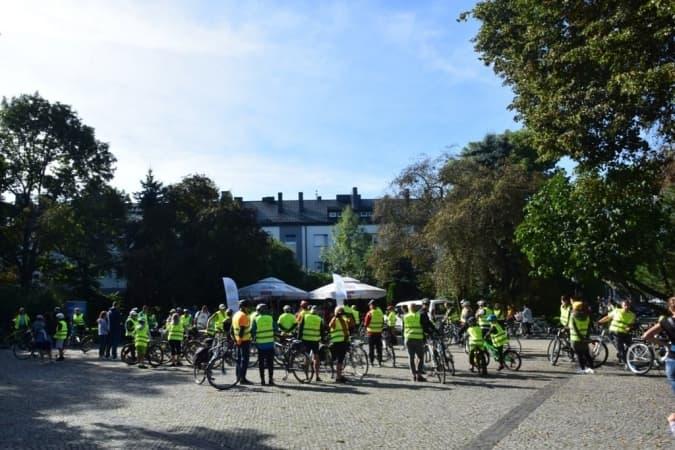 Tour de Radomsko. Zebrano ponad 3 tys. zł